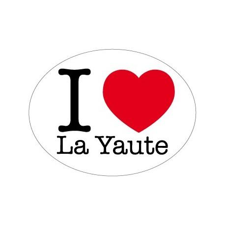 I love la Yaute