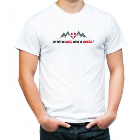 tee-shirt dictons des Savoies
