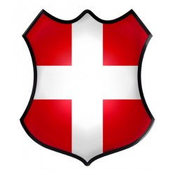Blason de Savoie découpé