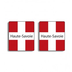stickers croix de savoie - Haute Savoie
