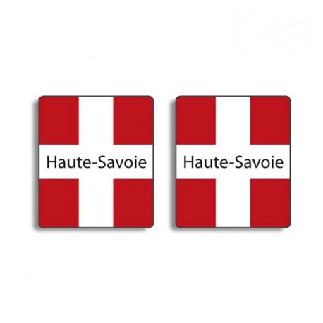 stickers croix de savoie - Savoie 74