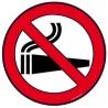 Interdiction fumer pétard