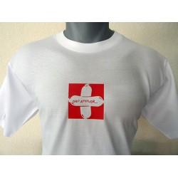 Tee shirt Diots Haute-Savoie