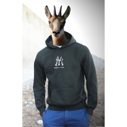Sweat-shirt savoyard made in yaute