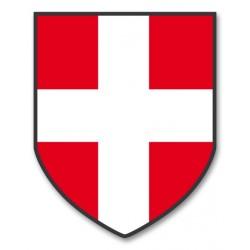 Sticker blason Savoie XL