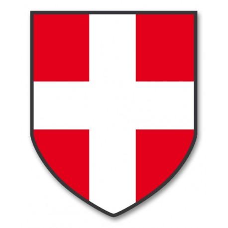 Sticker blason Savoie